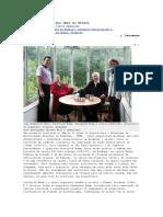 Gottfried Böhm e sua obra no Brasil
