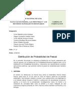 Estadistica Analitica - D. Pascal