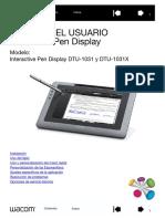 UserManual DTU1031 ES