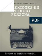Revista Reflexiones en primera persona (1)
