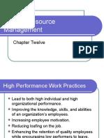 Chap12 Human Resource