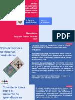 PPT. Consideraciones de la enseñanza de las Matemáticas.pptx