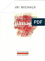 Passages (1937-1950) - Michaux, Henri