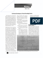 Historical Development of Neutral Grounding Practice