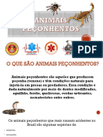 ANIMAIS PEÇONHENTOS PDF