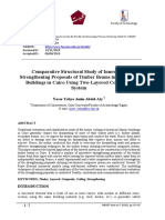 Strengthening Proposals of Timber Beams in Historical