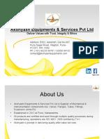 Akshyash Equipments & Services