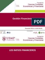 SEMANA 3 SESION 1 Y 2 GESTION FINANCIERA USMP