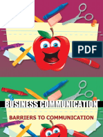 b Communication Presentation Full