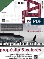 ATELIER LIMA portfolio 2020