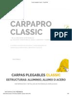 Carpas plegables Classic - CarpaPro®.pdf