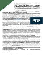 CONTRATO DE EXCLUSIVIDAD INMOBILIARIA - GIULIANA ALCAS MECHAN