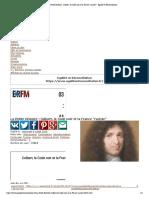 La Petite Histoire _ Colbert, le Code noir et la France _raciste_ - Egalite et Réconciliation