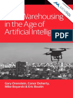 Data Warehousing in the Age of Artificial Intelligence