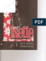 Lisette Pattern Designs