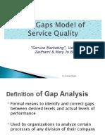 unit 3 Gap Model of Service Quality.ppt
