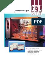 brochure bidestilador Gfl