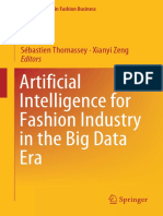 (Springer Series in Fashion Business) Artificial Intelligence for Fashion Industry in the Big Data Era (2018)