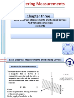 Ch3. Basic Electrical Measurements
