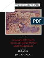 J. B. Harley, David Woodward (Editors) - The History of Cartography, Volume 1_ Cartography in Prehistoric, Ancient and Medieval Europe and the Mediterranean   (1987, University of Chicago Press) - libgen.lc.pdf