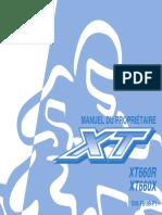 Manual usuario xt 660