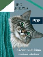 Hiro Arikawa - Memoriile Unui Motan Calator