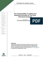 RWC Dow Application