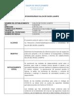 PROTOCOLO BIOSEGURIDAD SALON DE ONCES JUANPIS