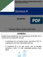 Aula 12- Isomeria 2