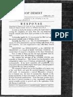 00A Wilhelm Reich OROP Desert No. 1 February 1954