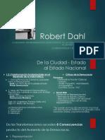 Robert Dahl - La Democracia y Sus Critic