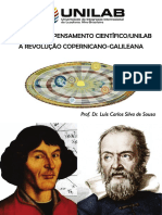 A Revolucao Copernicano-galileana Inicia