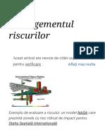 Gestionarea riscurilor - Wikipedia.pdf