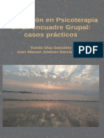 Libro casos SEGPA_Supervisio?n en Psicoterap ia en un encuadre grupal_casos pra?cticos