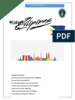 Geografía de filipinas