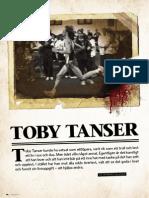 Toby Tanser från # 1, 2011