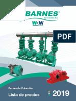 Lista de precios Barnes de Colombia 2019.pdf