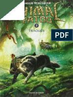 EBOOK Stiefvater Maggie Animal Tatoo T2 Traques - .epub