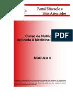 Nutrição Aplicada à Medicina Estética 02
