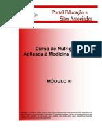 Nutrição Aplicada à Medicina Estética 03