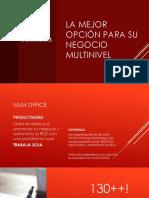 Propuesta MLM Office 2019