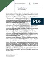 Protocolo de tesina