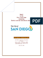 JVJ Report to the City of San Diego