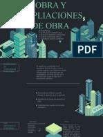 LAS PRESTACIONES ADICIONALES DE LA OBRA (1)