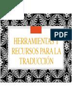 Recursos y herramientas para  traducción.pdf