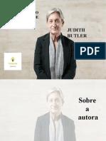 INTRODUÇÃO AO PENSAMENTO DE JUDITH BUTLER