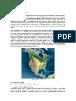 ARTÍCULO SOBRE GEOGRAFÍA DE AMÉRICA PARA LA PRIMERA CLASE DE ARQUEOLOGÍAS AMERICANAS