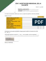 FS39 V1 DIVULGACION Y ACEPTACION INDIVIDUAL DE LA VACANTE 11Jun2020