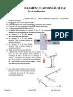 Ficha - Fisica 3