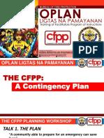 OLP CFPP the Contingency Plan